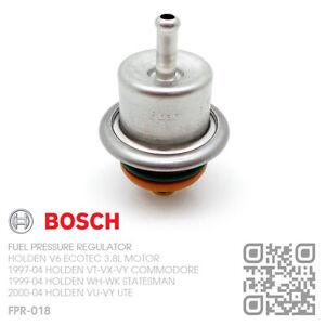 BOSCH FUEL PRESSURE REGULATOR V6 ECOTEC 3.8L [HOLDEN VT-VX-VU-VY COMMODORE]