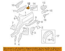 JAGUAR OEM 00-08 S-Type Quarter Panel-Fuel Door Gas Cap Hatch Striker XR818050