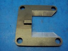 TRIUMPH GEARBOX PLUNGER GUIDE PLATE 57-0407 1938-83 5T TIGER100 6T T120 T140