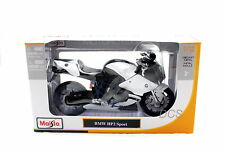 MAISTO BMW HP2 SPORT MOTORCYCLE  1/12 NEW IN BOX