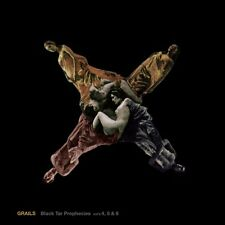 Grails Black Tar Prophecies 4 5 & 6 2x LASER ETCHED VINYL LP Record indie NEW!!!