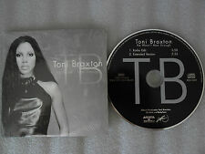 CD-TONI BRAXTON-He Wasn't Man Enougt- (CD SINGLE)-2000-Extended Version-Babyface