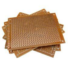 10Pcs 5 x 7 cm DIY Prototype Paper PCB Universal Board New  IT