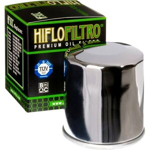 HIFLO FILTRO OLIO CROMATO HF303C PER HONDA CBR1000 FP,FR SC25 93-94