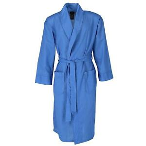 New Hanes Men's Big and Tall Lightweight Woven Robe