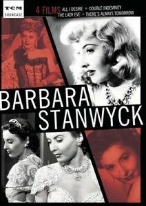 BARBARA STANWYCK - TCM SHOWCASE 4 FILMS (DVD) REGION FREE