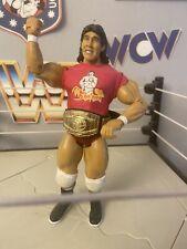 Jakks Classic Tito Santana W/ Shirt Intercontinental Championship Belt WWF WWE