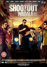 Shootout At Wadala (Hindi DVD)(2013)(English Subtitles)(Brand New Original DVD)