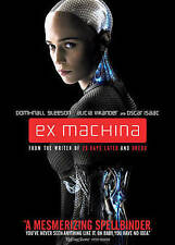 Ex Machina (DVD, 2015)