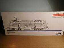 MARKLIN HO réf 3334 LOCO ELECTRIQUE SNCF BB 26006 MULHOUSE.(5)