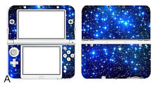 Adhesivo Skin para Nintendo New 3DS XL Galaxy Galaxia N3DS STOCK EN ESPAÑA!