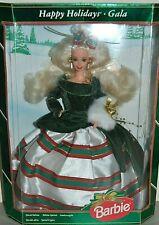 1994 Playline Collector Special Edition Vintage HAPPY HOLIDAYS GALA Barbie