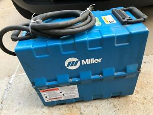 MILLER XMT 300 cc/cv DC INVERTER, MULTI PROCESS WELDER POER SOURCE,ARC,TIG,WIRE