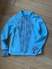 Riding Sport Girls Equestrian Zip Jacket - Size M