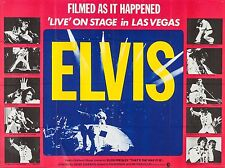 "Elvis thats the way it is 16"" x 12"" Reproduction Movie Poster Photograph"