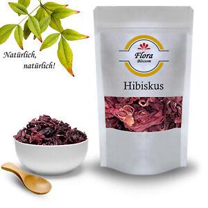 Hibiskus Blüten Tee - Hibiskusblütentee - Hibiskusblüten - Roter Hibiscus 1A