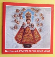 Novena & Prayers to the Infant Jesus of Prague, from Italy New