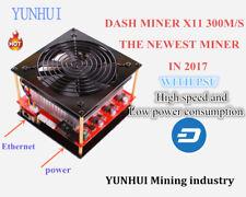 Baikal Cube 300M x11 miner compatible with x13 x14 x15 Quark Qubit