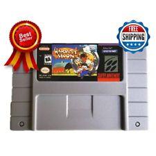 Harvest Moon SNES Super Nintendo Video Game USA Version