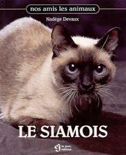 LE SIAMOIS - NADEGE DEVAUX