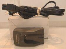 Genuine Olympus LI-10C Battery Charger & Cord