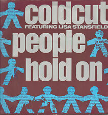 Coldcut Feat Lisa Stansfield - People Hold On - 1989 Ahead Of Our CCUT 5T Uk