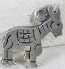 TAXCO, MEXICO STERLING SILVER PACK MULE CHARM (J324) Hallmarked!! SUPER CHARM!!!