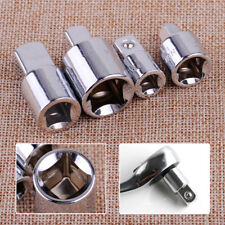 4pcs 1/4 3/8 1/2 Drive Socket Wrench Converter Adapter Reducer Tools
