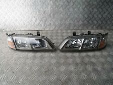 For Nissan 95-01 Infiniti G20 P11 Front Glass Headlights Lights Primera Kouki
