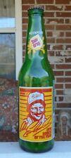 12 oz. Sun Drop Soda Bottle Series #1 Dale Earnhardt 1979 Rookie of the year