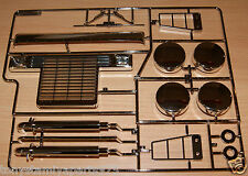 Tamiya 56304 Globe Liner, 9115061/19115061 Q Parts (Grill & Wipers), NIP