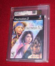 Final Fantasy X-2, New Sealed! PS2 VGA 90+!