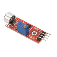 Microphone Sensor AVR PIC High Sensitivity Sound Detection Module For Arduino HF