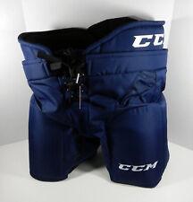 Ccm Hp32 Senior Pro Stock Navy Hockey Pants Medium