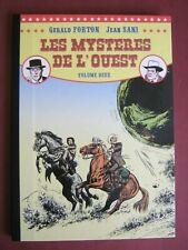 FORTON LES MYSTERES DE L'OUEST TOME 2  PIF NEUF