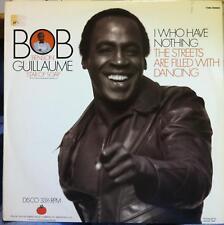 "Bob Benson Guillaume - I Who Have Nothing 12"" Mint- Promo Tom 12S 0005 Vinyl"