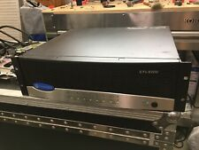 Crown Audio CTS 8200 8ch 200w Power Amplifier Club Stage DJ Theater HQ Sound Amp