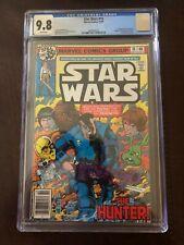 Star Wars #16 CGC 9.8 1978 Marvel Comics - New Slab - Non Circulated