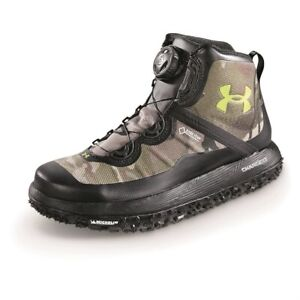Under Armour Barren Fat Tire Gore-Tex Hunting Camo Boots-10