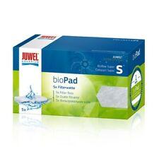 JUWEL BioPad Taille S, Ouate filtrante Pour Filtre Bioflow Super lot de 2 boites