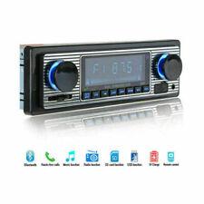 Car 4-Channel In-Dash Bluetooth Audio USB/SD/FM/WMA/MP3/WAV Radio Stereo Player
