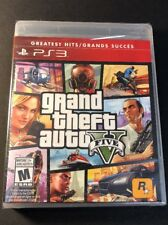 Grand Theft Auto V [ GTA V / GTA 5 ] (PS3) NEW