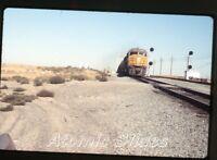 1972 35mm photo slide Railroad train Union Pacific 6900  RR72