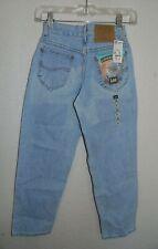 Vintage Lee Denim Jeans Youth 10 NEW Loose Fit F1