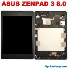 DISPLAY LCD +TOUCH SCREEN +FRAME ASUS ZENPAD 3 8.0 Z581KL P008 NERO VETRO COVER