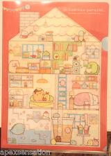 San-X Sumikko Gurashi House A4 Plastic File Folder
