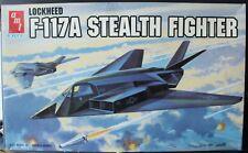 AMT Ertl Lockheed F-117 Stealth Fighter plastic aircraft model