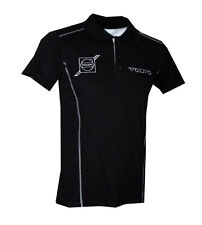Volvo T-shirt ( size L ) - embroidered logos / XC90 / S60 / V40 / FH / FH16