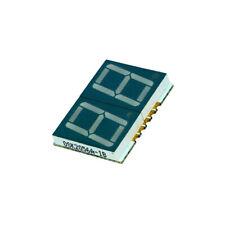 "2X OSK2056A-IB Display: LED 7-segmentig 14,22mm 0,56"" Anz.Z: 2 blau 8-25mcd OPTO"