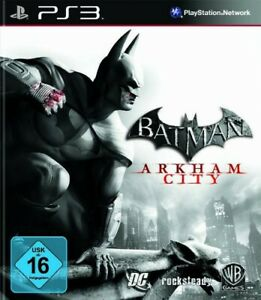 PS3 / Sony Playstation 3 game - Batman: Arkham City [Standard] EN/GER boxed